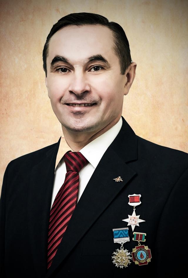 Хабибуллин Гафур Анварович