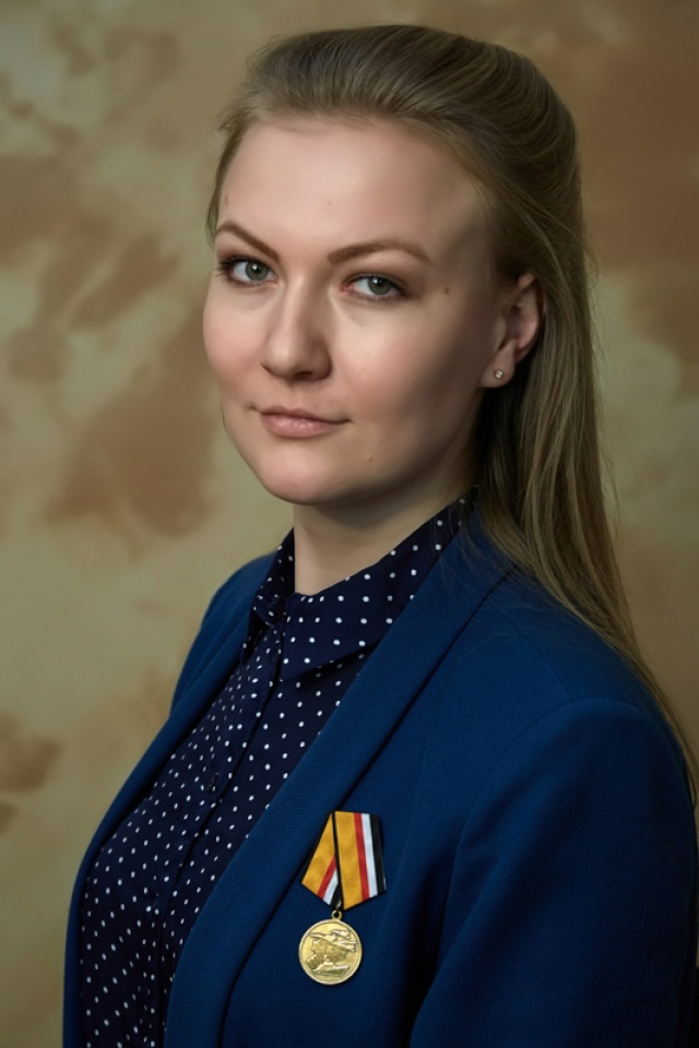 Ксения Рыжикова