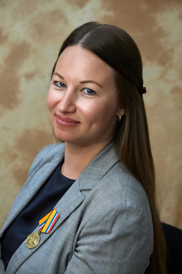 Евгения Васницкая