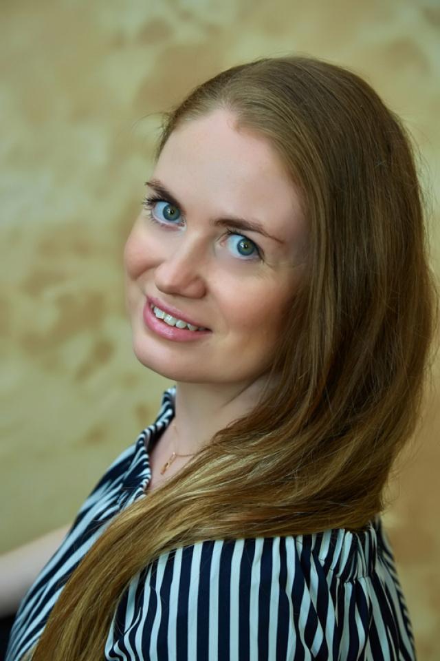 Шабалина Анна Вячеславовна