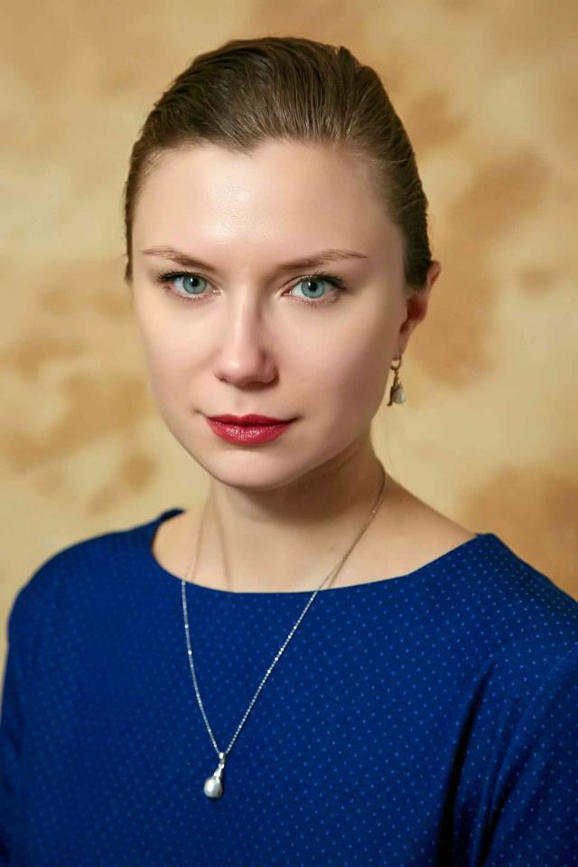 Рынзина Людмила Сергеевна