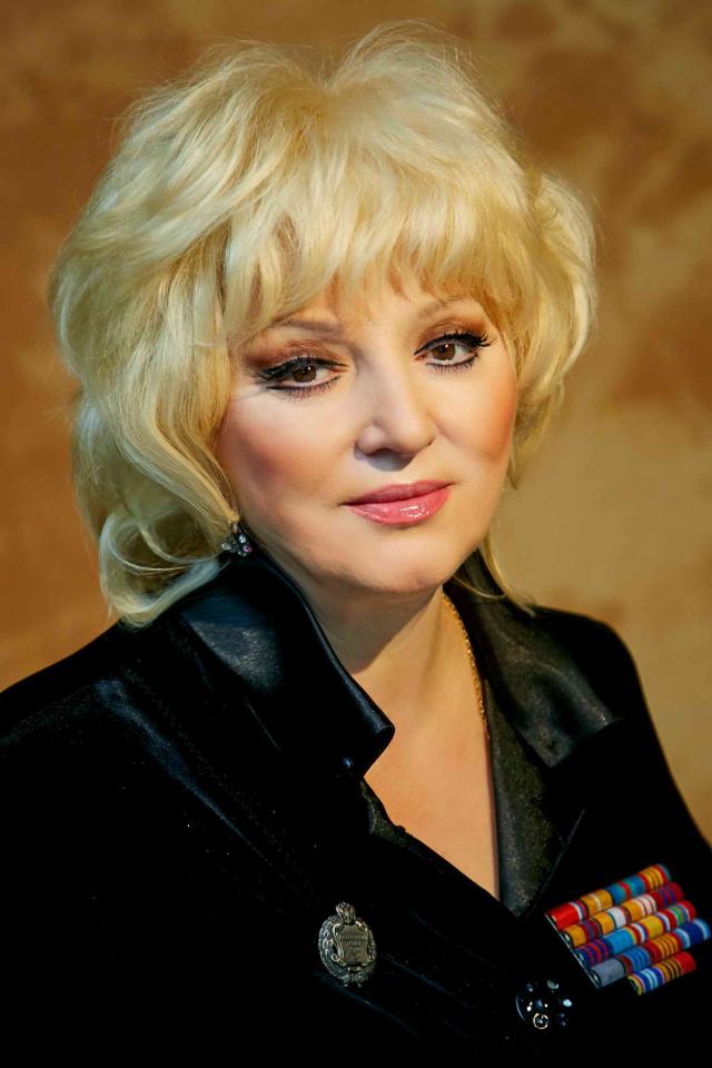 Зинаида Сазонова