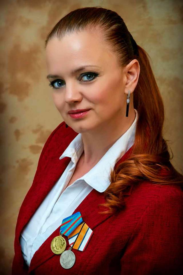 Титова Ирина Сергеевна